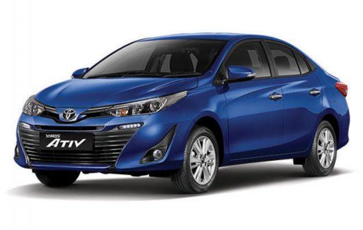 Yaris Ativ Toyota Aeknimit